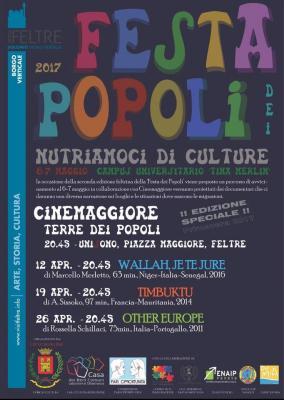 Festa dei popoli -  Cinemaggiore